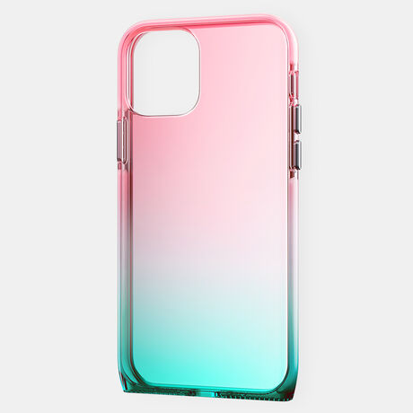 BodyGuardz Harmony Case featuring Unequal (Watermelon) for Apple iPhone 12 Pro / iPhone 12, , large