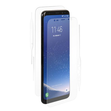 brand new 62e8d 78bde Samsung Galaxy S8 Clear Skins Full Body Protection