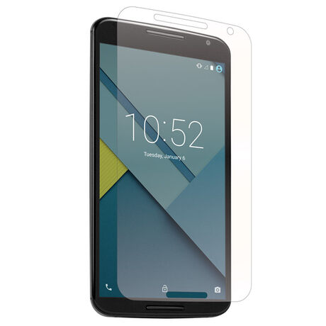 UltraTough® Clear ScreenGuardz® for Google Nexus 6, , large