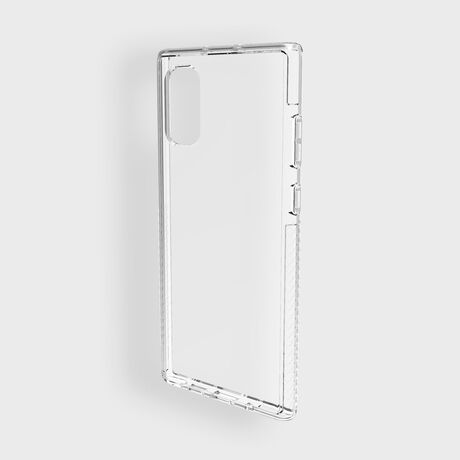 BodyGuardz Ace Pro Case featuring Unequal (Clear/Clear) for Samsung Galaxy Note10, , large