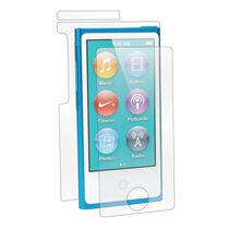 Apple iPod Nano 7th Gen Clear Skins Full Body Protection