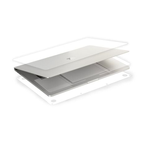 """UltraTough Clear Skins Full Body for Apple MacBook Pro 13"""" (2016 - Present), , large"""