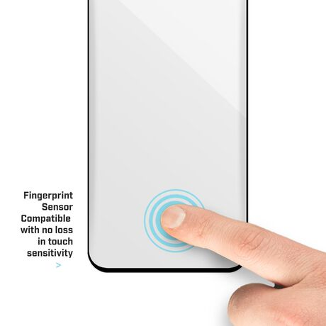 Samsung Galaxy S10e PRTX™ Shatterproof Synthetic Glass Screen Protector, , large