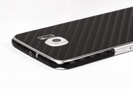 Samsung Galaxy S6 Armor Carbon Fiber, , large
