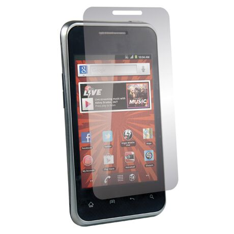 HD Anti-glare ScreenGuardz for LG Optimus Elite, , large