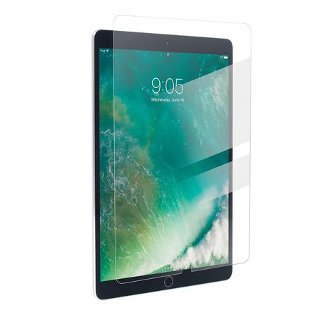 new style cd919 642b7 BodyGuardz Pure® Premium Glass Screen Protector for Apple iPad Pro 10.5