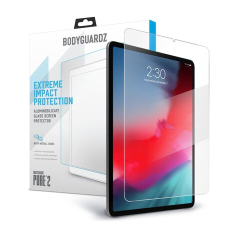 "Apple iPad Pro 12.9"" (4th Gen) Pure® 2 EyeGuard Blue Light Glass Screen Protector, , large"