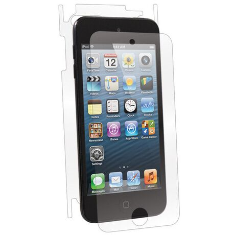 Apple iPod Touch 6th Gen Clear Skins Full Body Protection, , large
