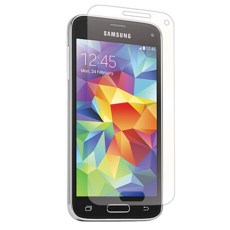 UltraTough Clear ScreenGuardz for Samsung Galaxy S5 Mini, , large