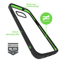 BodyGuardz Contact® Case with Unequal Technology for Samsung Galaxy S7 edge