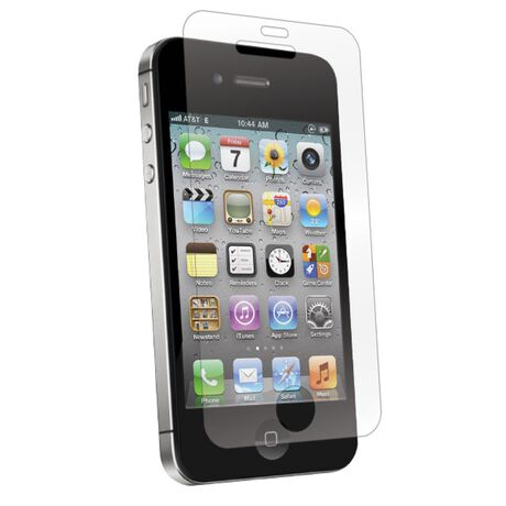 Apple iPhone 4/4s HD Anti-Glare Screen Protectors, , large
