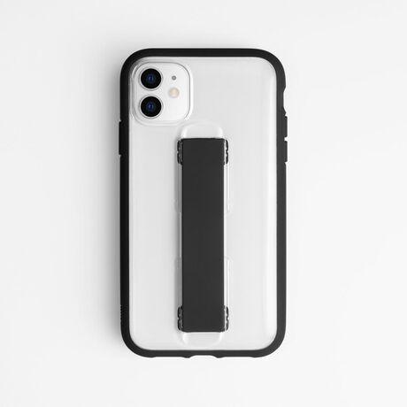 BodyGuardz SlideVue Case featuring Unequal (Clear/Black) for Apple iPhone 11, , large
