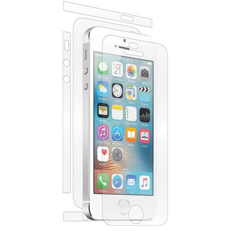 taglia 40 f0701 1b383 Apple iPhone SE Clear Skins Full Body Protection