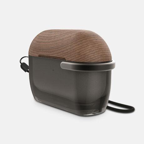 BodyGuardz Podium Case (Smoke/Black) for Apple AirPods Pro, , large