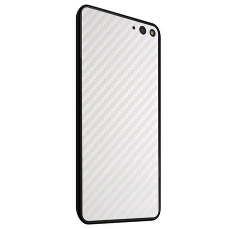 Carbon Fiber armor Back Skin (White) for Amazon Fire Phone, , large
