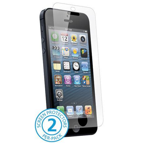 UltraTough® Clear ScreenGuardz® for Apple iPhone 5, , large
