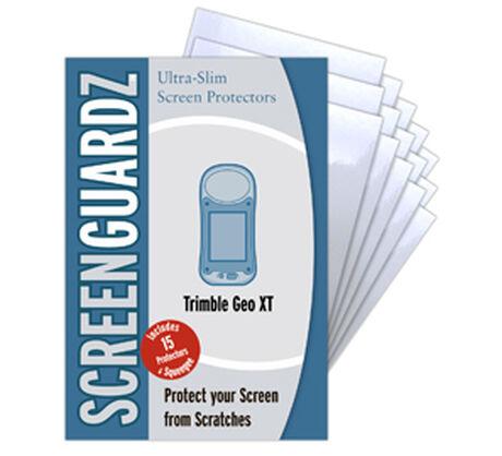 Classic Clear ScreenGuardz for Trimble Geo XT 3000, , large