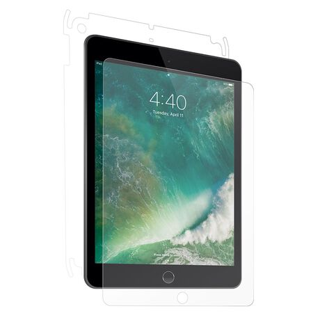 "UltraTough Clear Skins Full Body for Apple iPad 9.7"", , large"