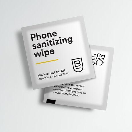 BodyGuardz Sanitizing Wipes (25 Pack), , large