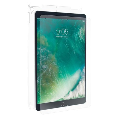 "UltraTough Clear Skins Full Body for Apple iPad Pro 10.5"", , large"