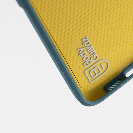 BodyGuardz Paradigm Grip Case featuring TriCore (Blue/Yellow) for Apple iPhone 11, , large