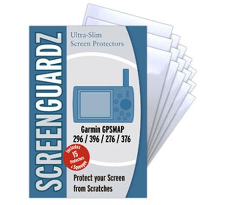 ScreenGuardz for Garmin GPSMAP 396, , large