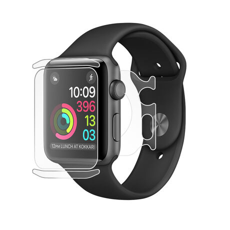 UltraTough Clear Skins Full Body for Apple Watch Series 2/3 (42mm), , large