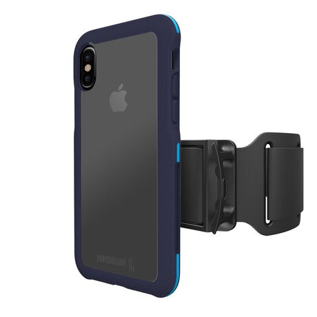 quality design f2e44 f94b3 BodyGuardz Trainr Case with Unequal® Technology for Apple iPhone X