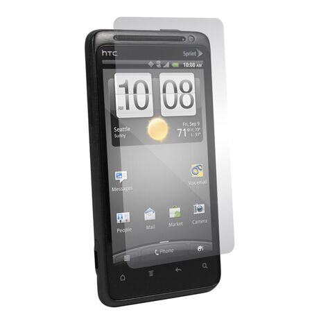 Classic Clear ScreenGuardz for HTC Evo Design 4G, , large