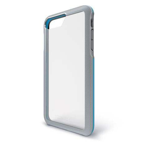 BodyGuardz Trainr Case with Unequal Technology (Gray/Blue) for Apple iPhone SE (2nd Gen) / iPhone 8 / iPhone 7 / iPhone 6s, , large
