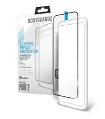Samsung Galaxy S10e BodyGuardz® Pure® 2 Premium Glass Screen Protector (w/ border adhesive)