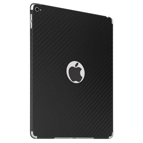 Carbon Fiber armor™ Back Skin (Black) for Apple iPad Air 2, , large
