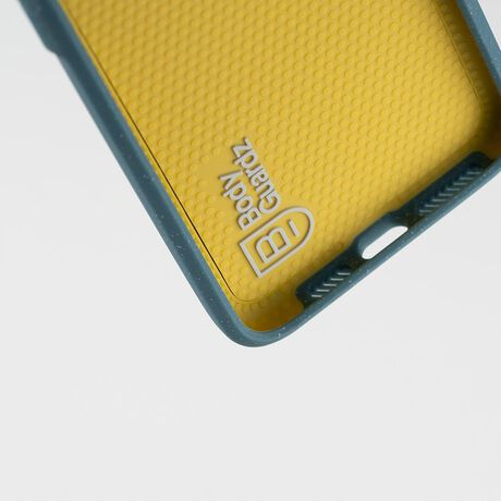 BodyGuardz Paradigm Grip Case featuring TriCore (Blue/Yellow) for Apple iPhone 11 - Pre-Order, , large