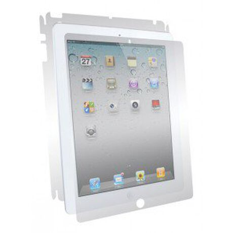Apple new iPad (3rd Gen.) Clear Skins Full Body Protection, , large