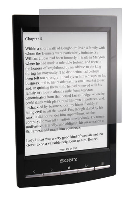 Sony Reader WiFi Screen Protection, , large