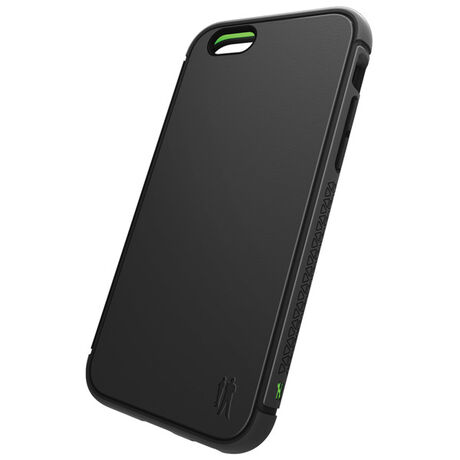BodyGuardz Shock Case with Unequal Technology (Black) for Apple iPhone 6 Plus / 6s Plus, , large