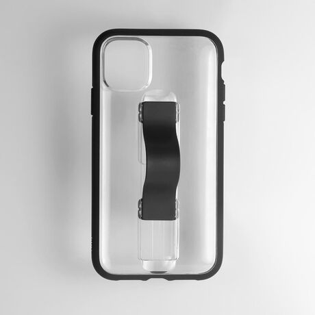 BodyGuardz SlideVue Case featuring Unequal (Clear/Black) for Apple iPhone 11 Pro, , large