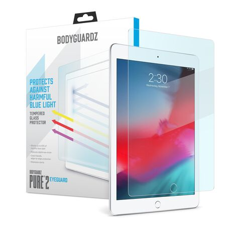 "Apple iPad Pro 9.7"" / iPad Air / iPad Air 2 / iPad 9.7"" Pure® 2 EyeGuard Blue Light Glass Screen Protector, , large"