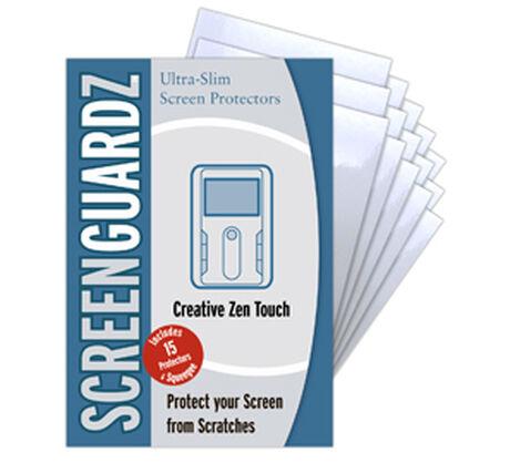 ScreenGuardz for Creative ZEN Touch, , large