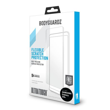 UltraTough® Clear Film ScreenGuardz® for Samsung Galaxy S10e, , large