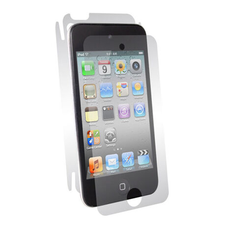 UltraTough Clear Skins Full Body for Apple iPod touch 4Gen, , large