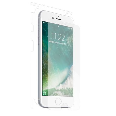 Apple iPhone 8 Plus Clear Skins™ Full-Body Protector, , large