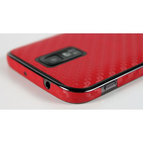 Samsung Galaxy S II (T-Mobile) Armor Carbon Fiber, , large