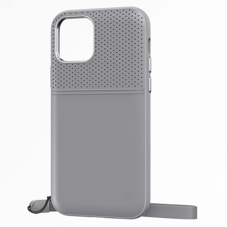 BodyGuardz Accent Duo Case featuring TriCore (Gray) for Apple iPhone 12 Pro / iPhone 12, , large
