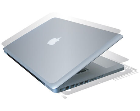 UltraTough Clear Skins Full Body (Wet Apply) for Apple MacBook Pro 15, , large
