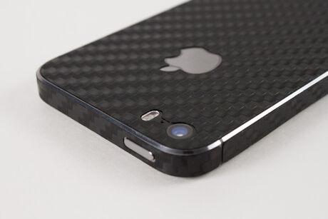 Apple iPhone SE Armor Carbon Fiber, , large