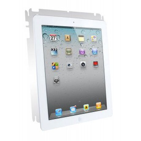 UltraTough Clear Skins Back Only for Apple new iPad (3rd Gen.) / iPad 2, , large