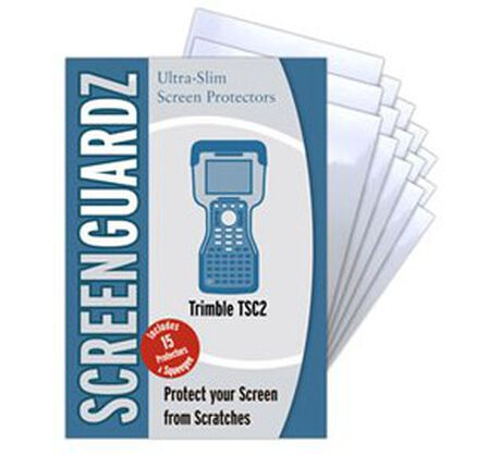 Classic Clear ScreenGuardz for Trimble TSC2 (15 Per Pack), , large