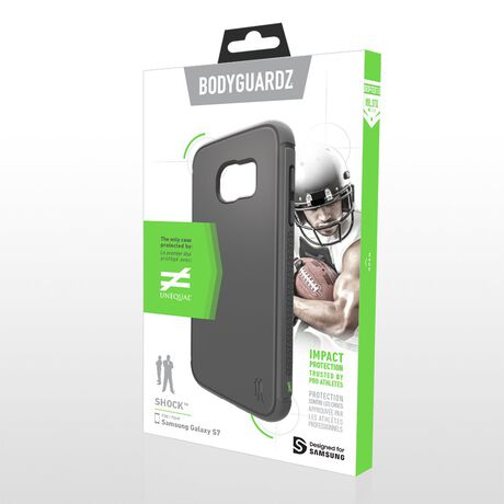BodyGuardz Shock™ Case with Unequal Technology for Samsung Galaxy S7, , large