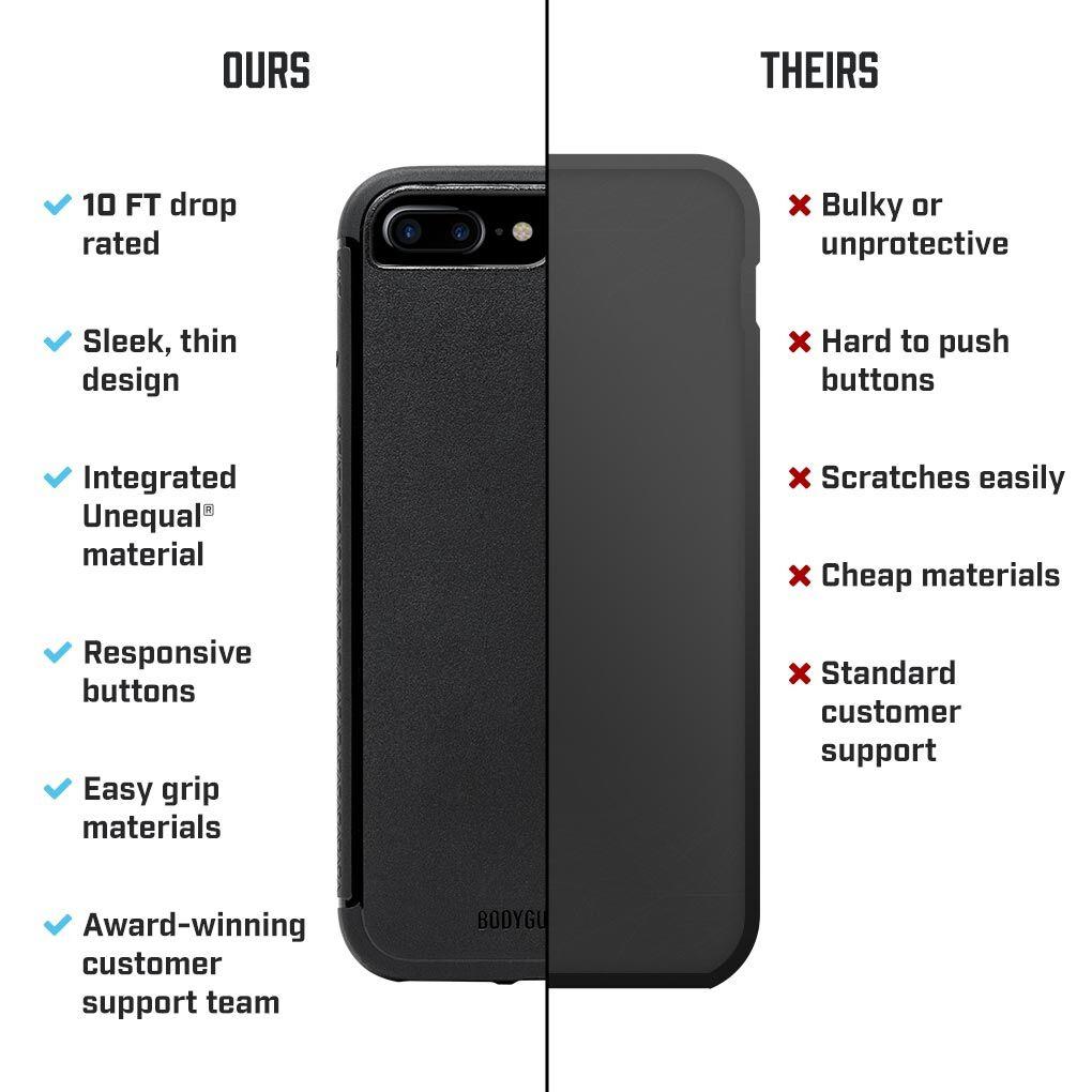 apple iphone 7 plus case white